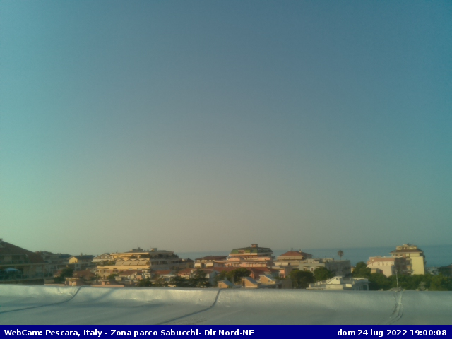 Webcam Pescara PE